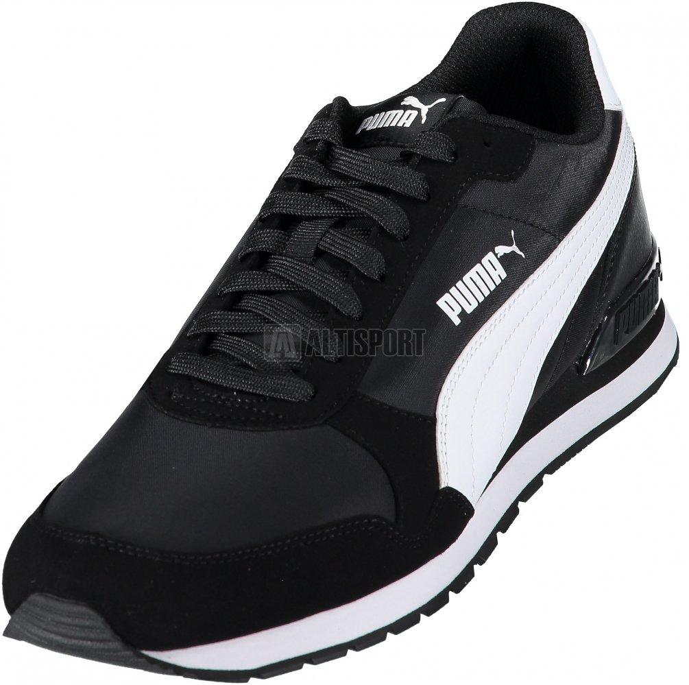 b7df855395f Pánská běžecká obuv PUMA ST RUNNER V2 NL 36527801 PUMA BLACK PUMA WHITE