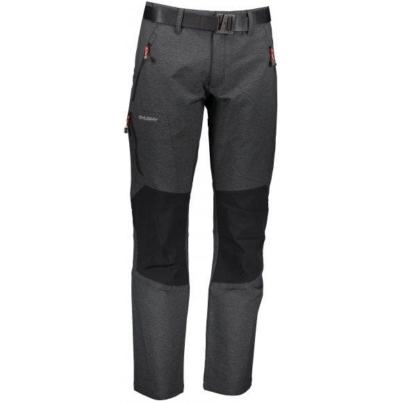 Pánské softshellové kalhoty HUSKY KLASS M ČERNÁ