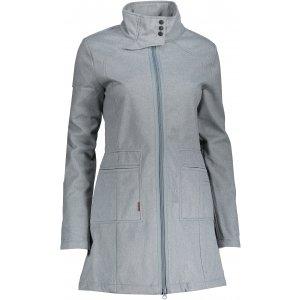 1dfdca14d46 Dámský softshellový kabát HUSKY SIVIEN L ŠEDÁ