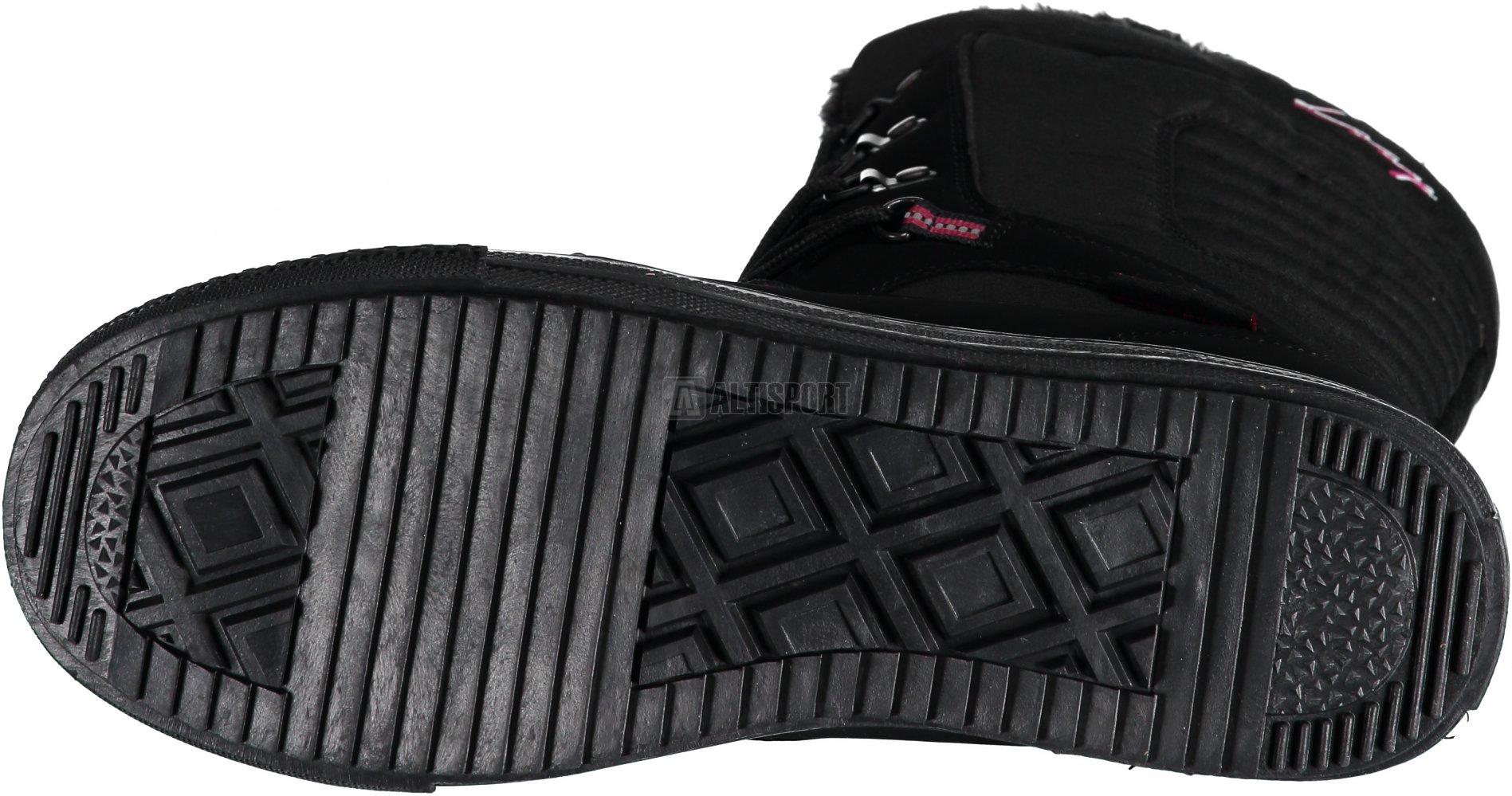Dámské zimní boty LOAP MERIBEL SBL1744 ČERNORŮŽOVÁ velikost  EU 36 ... 9b97972fa4