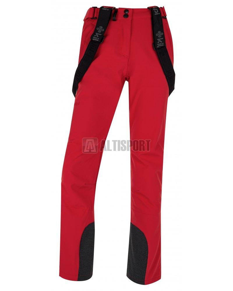 Dámské zimní kalhoty KILPI RHEA-W HL0012KI ČERVENÁ velikost  34 ... 37c241f774