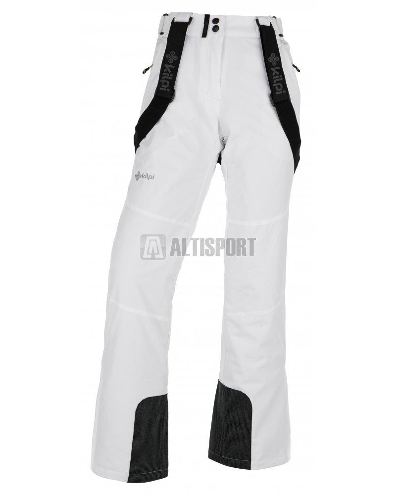 fb4d33deb20 Dámské zimní kalhoty KILPI ELARE-W HL0011KI BÍLÁ velikost  44 ...