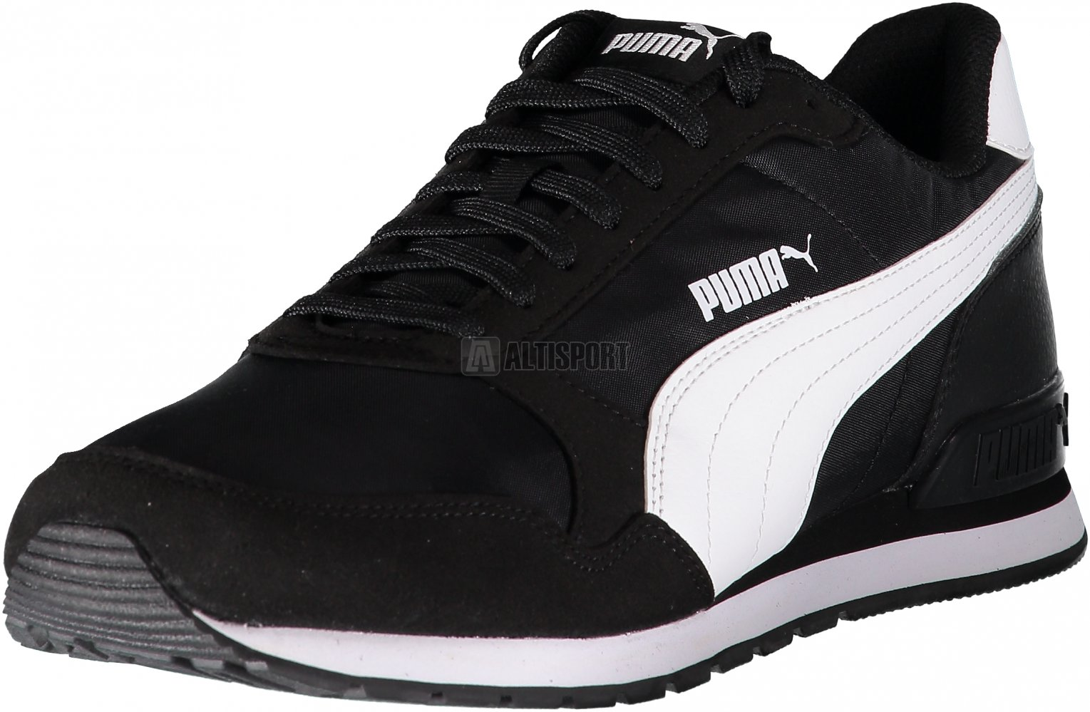 a64406166e2cc Pánská běžecká obuv PUMA ST RUNNER V2 NL 36527801 BLACK/WHITE ...