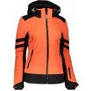 Dámská lyžařská bunda ICEPEAK CECCI 853201513 BURNED ORANGE