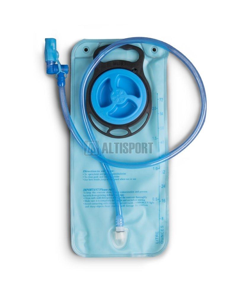 Vodní rezervoár TRIMM OMEGA 2L BLUE velikost  2 L   ALTISPORT.cz b913357e6ca