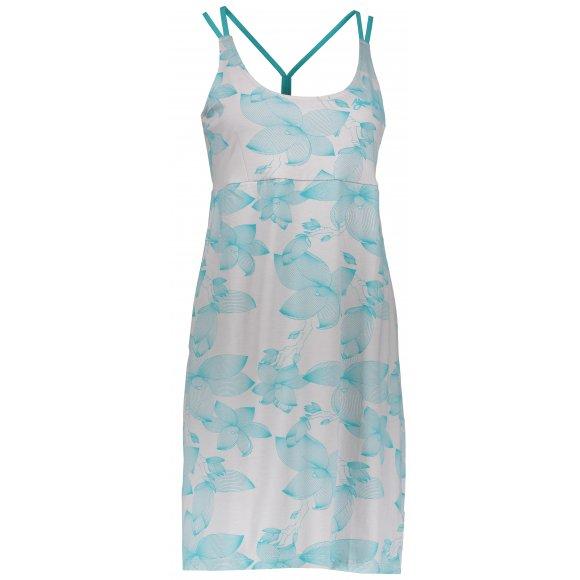 Dámské šaty ALPINE PRO PERENA 2 LSKL096 ŠEDOMODRÁ