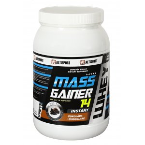 ALTISPORT DS MASS GAINER 14 1kg ČOKOLÁDA