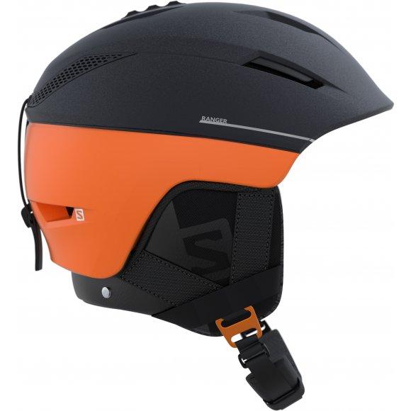 Lyžařská helma SALOMON RANGER 2 C.AIR L39912600 OMBRE BLUE/TURMERIC