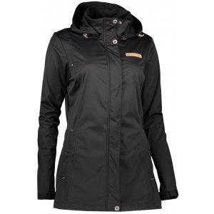 Dámský softshellový kabát ALPINE PRO CAMISA LCTL031 ČERNÁ d247227070d