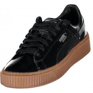 426e779335c Dámské boty PUMA BASKET PLATFORM PATENT WN S 36331408 PUMA BLACK