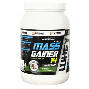 ALTISPORT DS MASS GAINER 14 1kg KOKOS