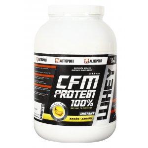 ALTISPORT DS CFM WHEY PROTEIN 100% 2kg BANÁN