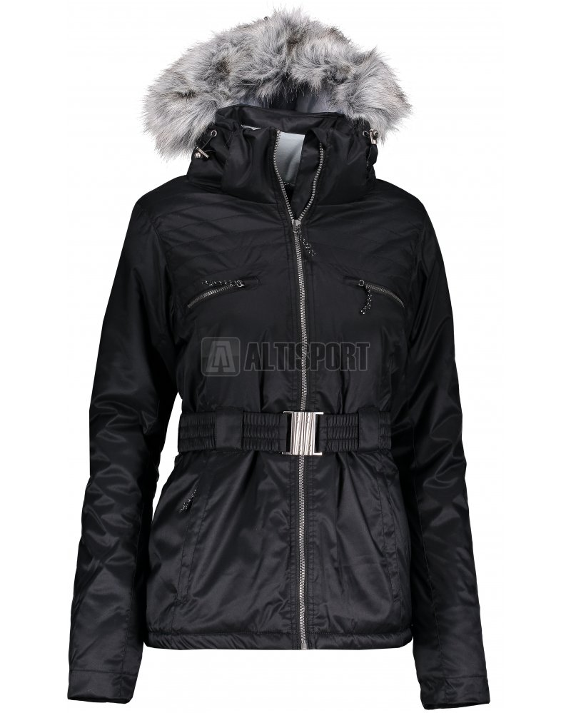 c7c54557865 Dámská zimní bunda ALPINE PRO DOSOJINA LJCK202 ČERNÁ velikost  S ...