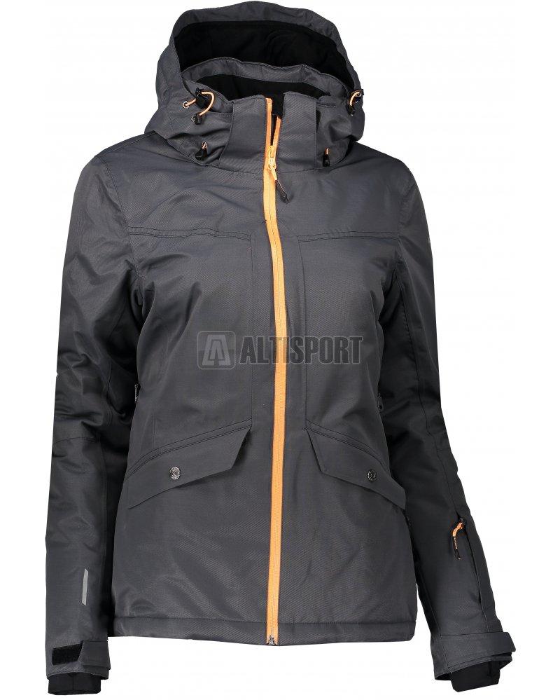 Dámská lyžařská bunda ICEPEAK KATLYN 853229576 SMOKE velikost  38 ... d0dd663420