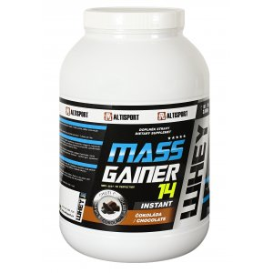 ALTISPORT DS MASS GAINER 14 3kg ČOKOLÁDA