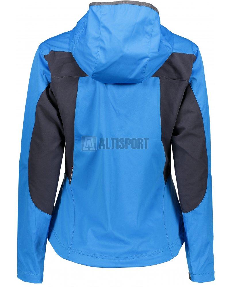 Dámská sportovní bunda TRIMM VENTURA SEA BLUE GREY velikost  XS ... 2b56c2141f6