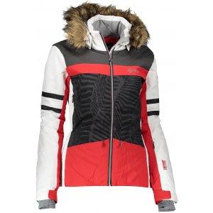 Dámské zimní kalhoty KILPI RHEA-W HL0012KI ČERVENÁ velikost  40 ... 6c38811c91