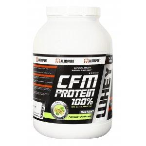 ALTISPORT DS CFM WHEY PROTEIN 100% 2kg PISTÁCIE