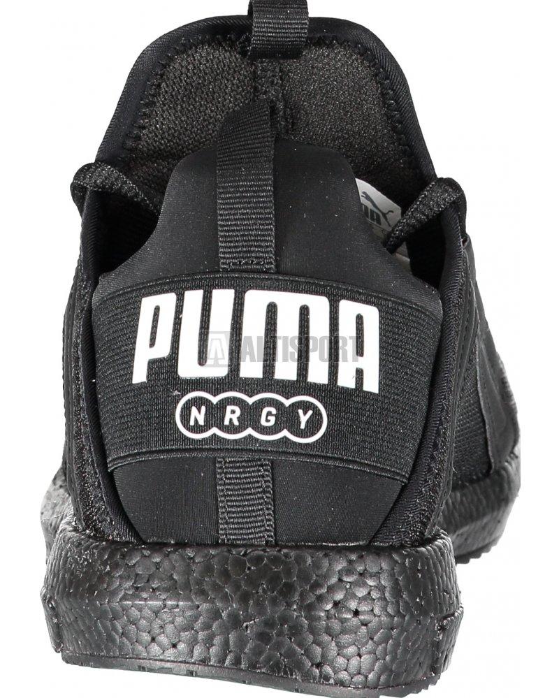 Pánská běžecká obuv PUMA MEGA NRGY 19036806 PUMA BLACK PUMA WHITE ... 55b63f09ea