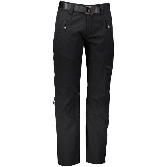 Pánské softshellové kalhoty HUSKY KRESI M ČERNÁ