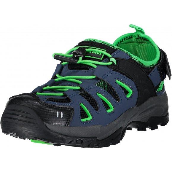 Pánské sandále ALPINE PRO BATSU 2 UBTL157 TMAVĚ MODRÁ