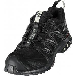 c5ec9a14a20 Dámské trekové boty SALOMON XA PRO 3D GTX® W L39332900 BLACK BLACK MINERAL  GREY