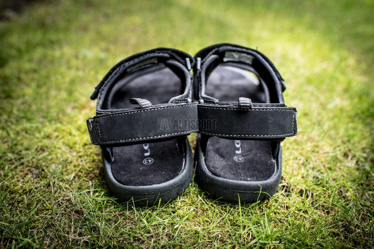 8ab60118d25c Pánské sandále LOAP PLATT SSM1844 ČERNÁ velikost  EU 41 (UK 7