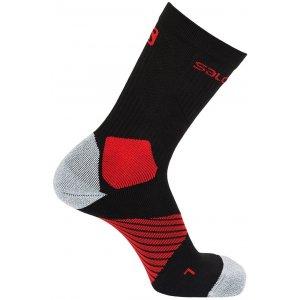 a73c708d9ce Ponožky SALOMON XA PRO L39823300 BLACK MATADOR