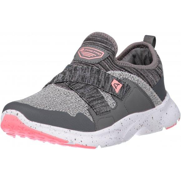 Dámské sportovní boty ALPINE PRO SANYA LBTL161 TMAVĚ ŠEDÁ
