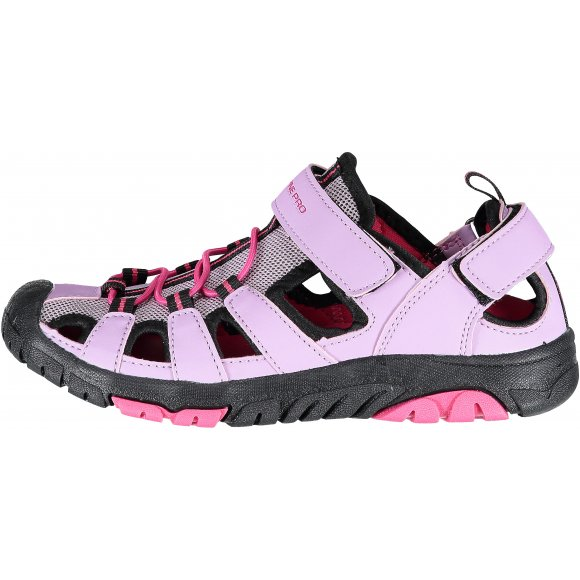 Dětské sandále ALPINE PRO DISLO KBTL167 RŮŽOVÁ