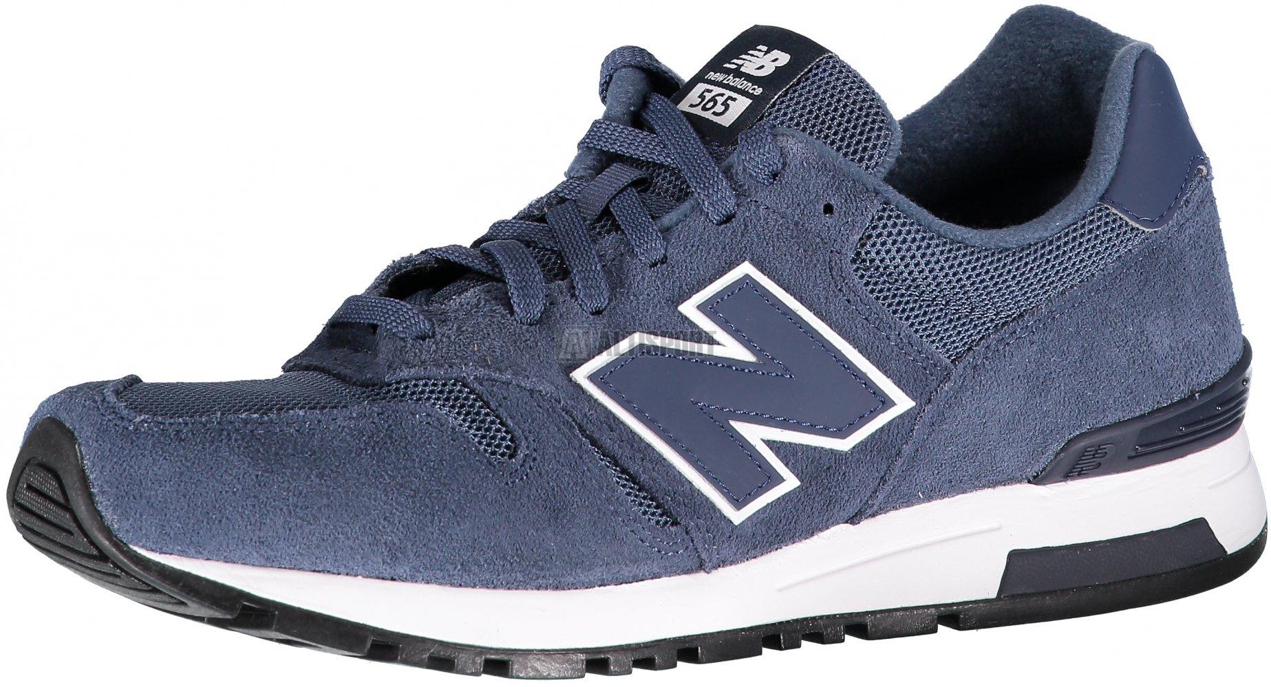 52e7f83a667 Pánská sportovní obuv NEW BALANCE ML565BLN BLUE velikost  EU 43 (UK ...