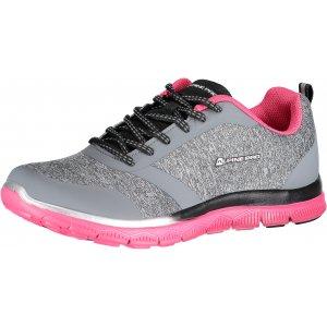 0912b039a03 Dámské sportovní boty ALPINE PRO NIA LBTL160 TMAVĚ RŮŽOVÁ