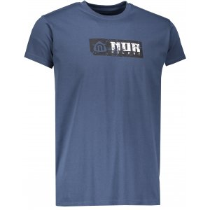Pánské tričko NORDBLANC BEELINE NBSMT6809 MODRÁ HVĚZDA