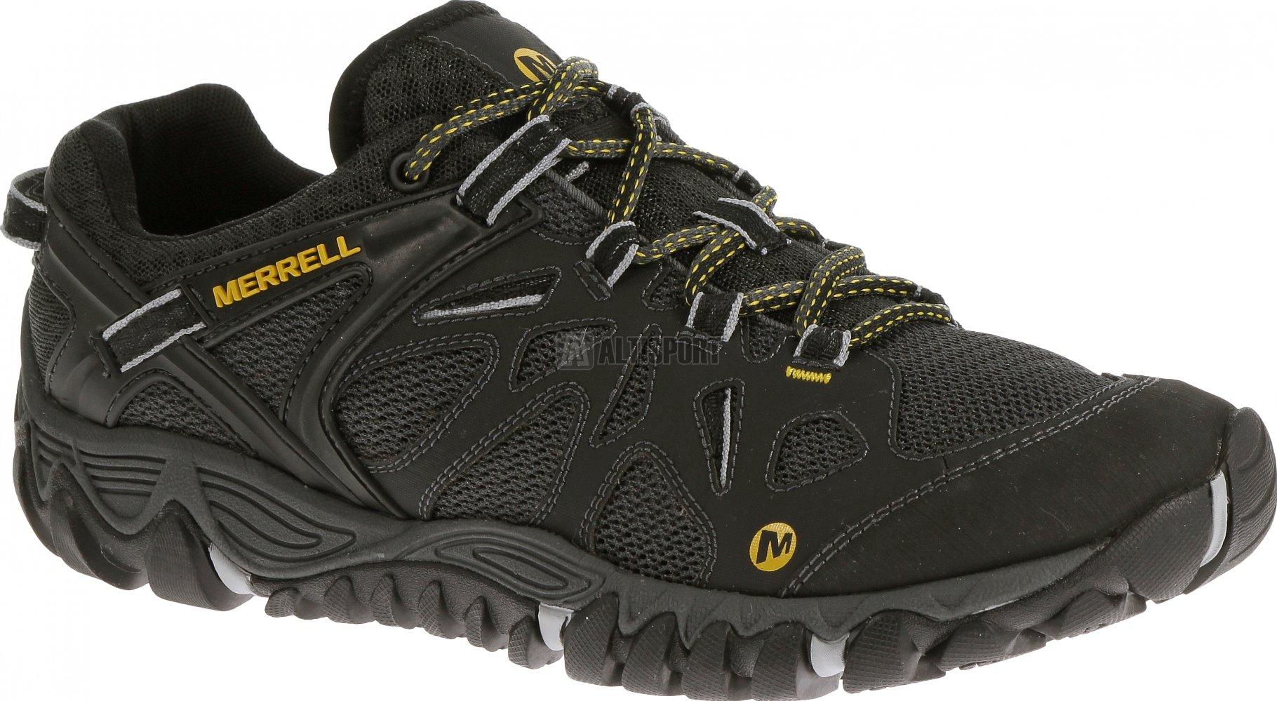 07287d778b4 Pánská obuv MERRELL ALL OUT BLAZE AERO SPORT J32441 BLACK velikost ...