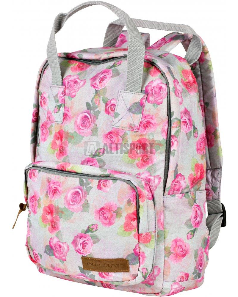 c9108e4cbf Dámský batoh taška ALPINE PRO MASUN LBGL019 ŠEDÁ velikost  10 l ...