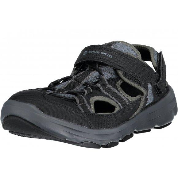 Pánské sandále ALPINE PRO CARLEO UBTL158 ČERNÁ