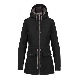 Dámský softshellový kabát LOAP LOTTIE SFW1802 ČERNÁ 5d50254c404