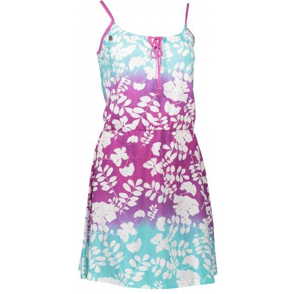 Dámské šaty KIXMI ERIN AALDS18601 SVĚTLE MODRÁ