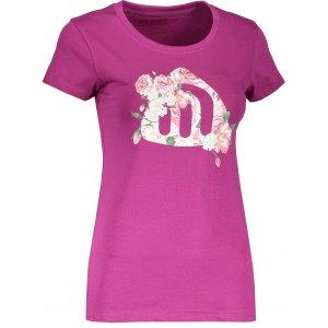 Dámské tričko NORDBLANC BRIAR NBSLT6743 PURPUROVÁ ORCHIDEJ