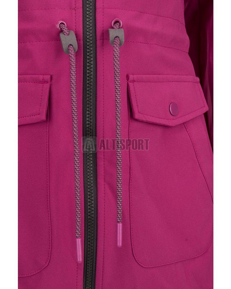 fcdeaf0c9d3 Dámský softshellový kabát LOAP LOTTIE SFW1802 RŮŽOVÁ velikost  M ...