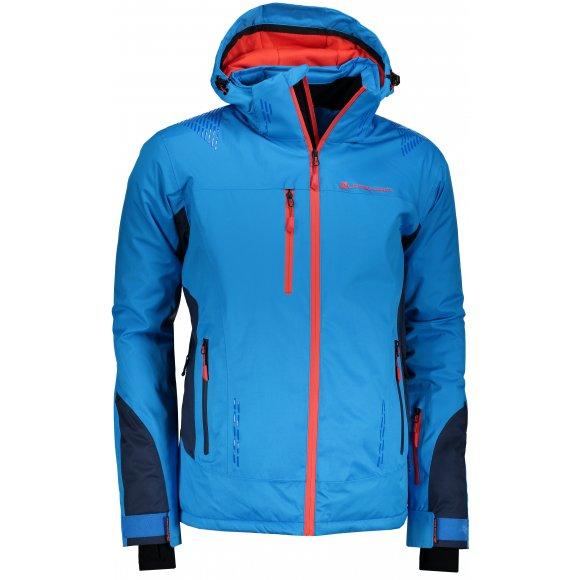 Pánská lyžařská bunda ALPINE PRO MIKAER 2 MJCM306 MODRÁ