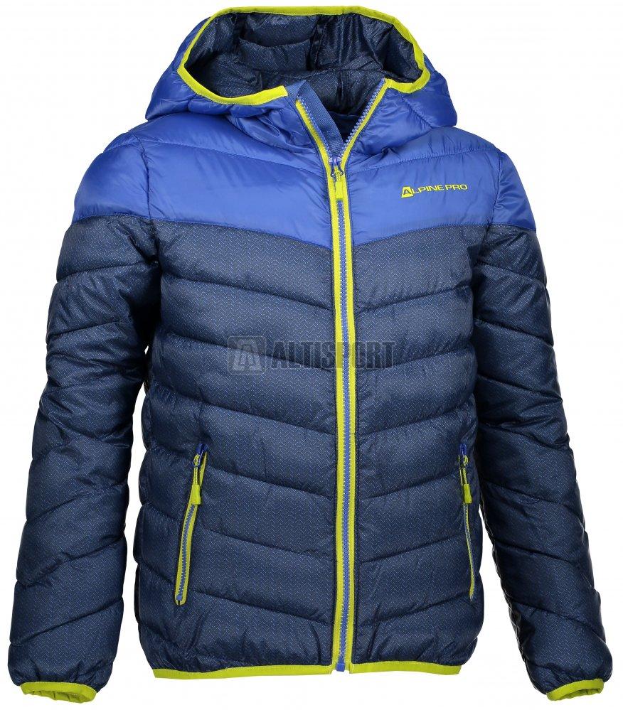 Dětská zimní bunda ALPINE PRO BAROKKO 3 KJCM112 MODRÁ velikost  104 ... c144c418432