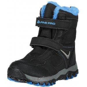 Dětské zimní boty ALPINE PRO WANO KBTM169 MODRÁ a5090f2333