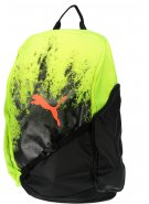 Batoh PUMA LIGA BACKPACK FIZZY 07521404 YELLOW/PUMA BLACK/RED