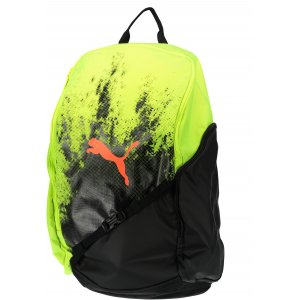 Batoh PUMA LIGA BACKPACK FIZZY 07521404 YELLOW PUMA BLACK RED c9c5a5af538