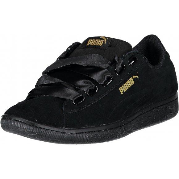 Dámské boty PUMA VIKKY RIBBON S 36641601 PUMA BLACK