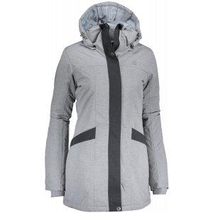 Dámský kabát ALPINE PRO WESTINA 2 LCTM046 ŠEDÁ 062bc4489ef