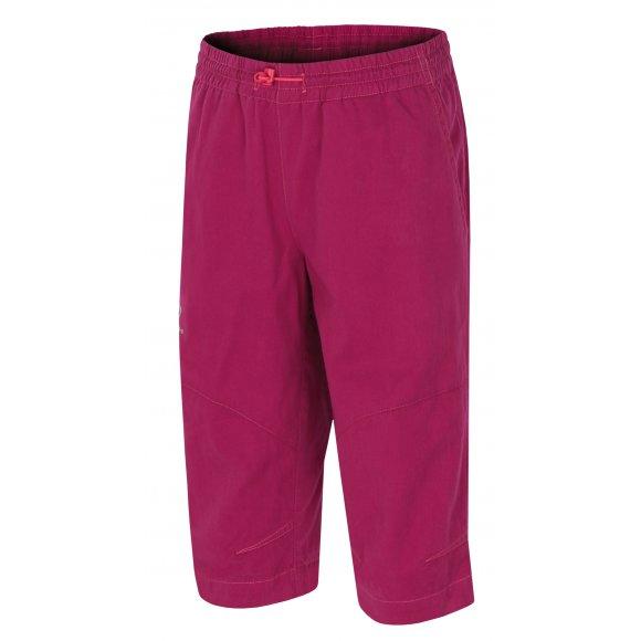 Dětské 3/4 kalhoty HANNAH RUFFY JR BOYSENBERRY