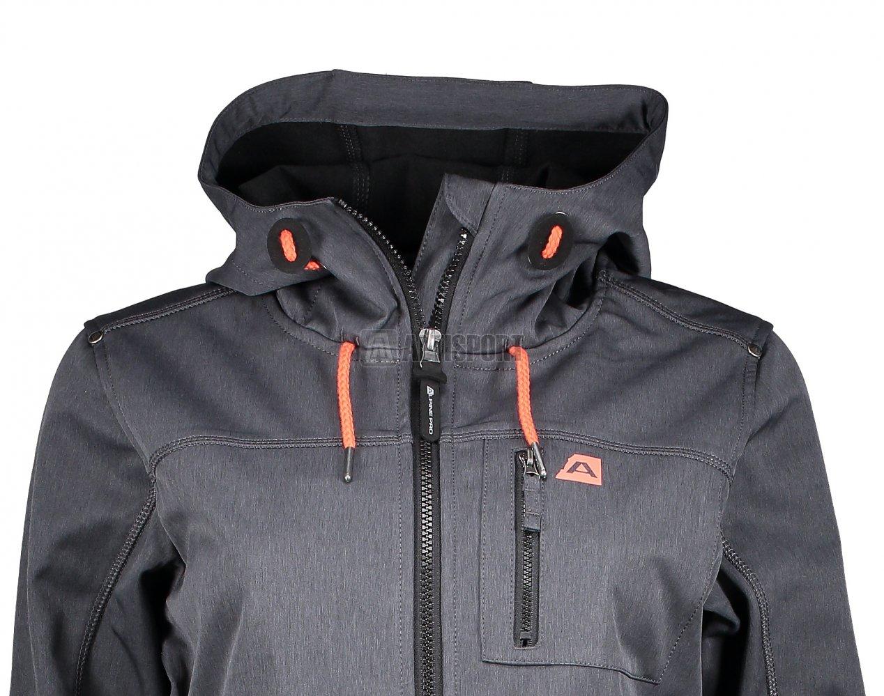 c039bf415dbb Dámský softshellový kabát ALPINE PRO GALA LCTM087 ČERNÁ velikost  XS ...