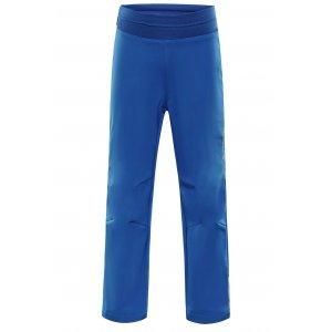 d5ad3130ed4 Dětské softshellové kalhoty ALPINE PRO OCIO INS. KPAM072 MODRÁ